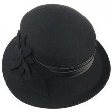 e346cec0dd8 Dámský plstěný klobouk černá Q9030 50122 03AD