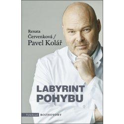Labyrint pohybu - Červenková Renata, Kolář Pavel