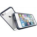 Pouzdro Spigen Ultra Hybrid iPhone SE / 5s / 5 metal slate