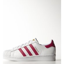 Adidas Superstar foundation j bílá