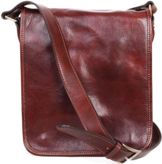 italské luxusní crossbody pánské kožené tašky na rameno Ricardo koniak od 2  699 Kč - Heureka.cz e171b12eb4e
