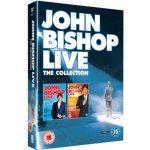 John Bishop: The Elvis Has Left the Building Tour/The Sunshine DVD
