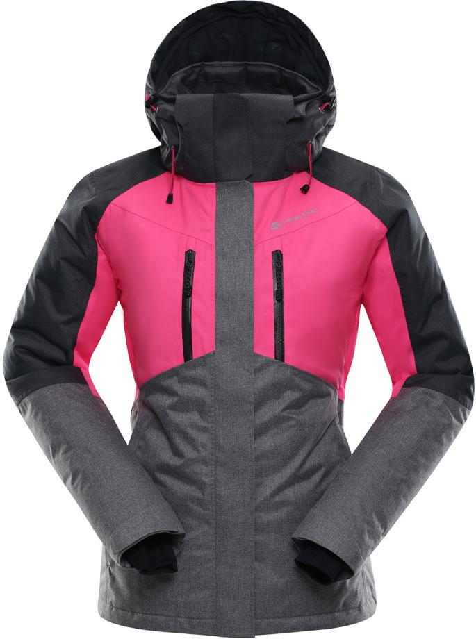 Alpine Pro Sardara dámská lyžařská bunda LJCK193452 růžová 31f7664bb9