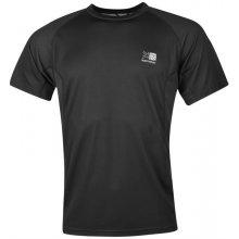 Karrimor Aspen Technical T Shirt Black/Charcoal