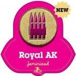 Royal Queen Seeds Royal AK 3 ks