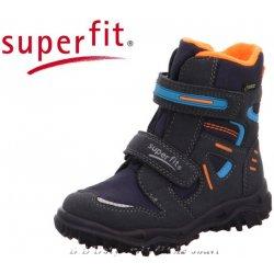 f0b7dd54b6b Dětská bota Superfit 3-09080-81 GTX modro-oranžová