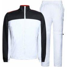 Donnay Detachable Waterproof Suit Mens Black/White