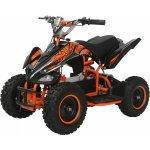 Buddy Toys Bea 811 Boyo 800W čtyřkolka oranžová