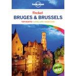 Bruggy & Brusel Bruges & Brussels kapesní průvodce 1st 2012 Lonely Planet