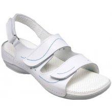 Santé N 124 2 10 B dámské zdravotní profi sandály bílé 52182e837fd