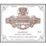 Coutet Coutet 1er Cru Classé Barsac botrytické 2011 0,7 l