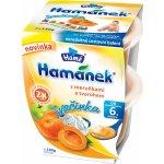 Hamé Hamánek Svačinka s meruňkami a tvarohem 2x130g