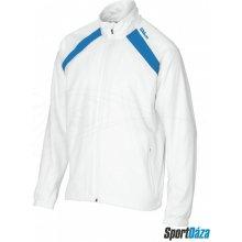 Sportovní souprava chlapecká Wilson WRA221510 Jr. Woven Warm-Up bílá modrá