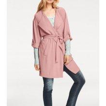 Heine Bc dámský kabát růžová