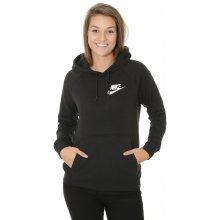 ef51a2b06fb Nike Sportswear Rally Hoodie 010 Black Black White