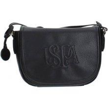 U.S. Polo Assn. BEUHR0119WV crossbody Bag Women BLACK černá