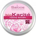 Saloos Bio Karité Růžový bio balzám 50 ml