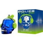 Police To Be Mr Beat toaletní voda pánská 40 ml