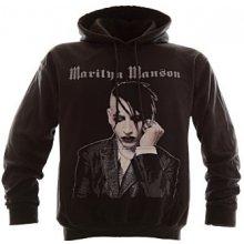 Marilyn Manson černá