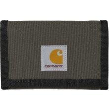 Carhartt WIP Watch wallet camo zelená