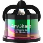 AnySharp Pro brousek na nože, duhový (metalická barva)