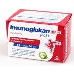 Imunoglukan 100mg P4H 60 cps.