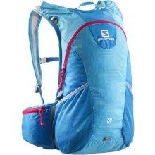 Salomon trail 20 modrá 16l růžová c28997a57f