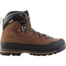 af551f74b2b Garmont Nebraska GTX dark brown nepromokavé kožené trekové boty