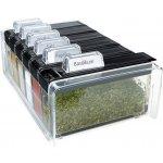Emsa Kořenky 6 ks černé Spice Box 508456