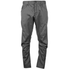 Crafted Twisted mens chinos grey