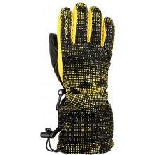 Relax Puzzy RR15D - junior lyžařské rukavice s membránou prstové d9cc8025c6