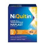 Niquitin Clear 14mg drm.emp.tdr.7x14mg