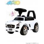 Bayo Jezdítko Mercedes-Benz bílé