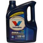 Valvoline Durablend 4T 10W-40 4 l