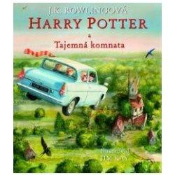 Harry Potter a Tajemná komnata - ilustrované vydání - J. K. ...