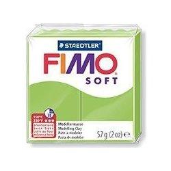 FIMO Modelovací hmota Soft zelená světlá 56 g