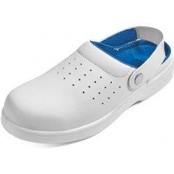 RAVEN WHITE slipper SB bílá