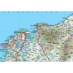Kolumbie 1:1,4M mapa REISE