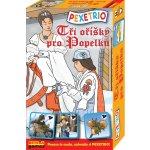 Betexa Pexetrio: Tři oříšky pro Popelku