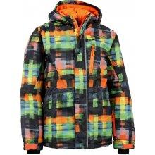 Alpine Pro Murdo dětská bunda oranžová