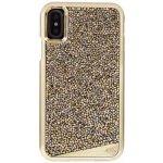 Pouzdro CASE-MATE BRILLIANCE TOUGH iPhone X/XS CHAMPAGNE