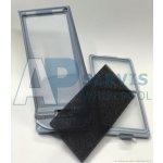 Filtr sušičky - kompletní sestava 481010345281