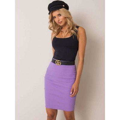 Dámská sukně luna rue paris rv-sd-4271.29p purple