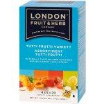 London Fruit & Herb Tutti Frutti Variety Pack ALU 20 sáčků