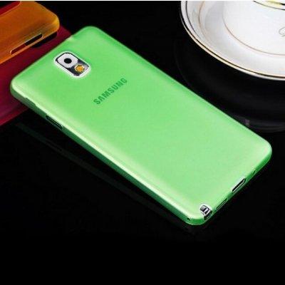 Pouzdro SES Ultratenké plastové Samsung Galaxy Note 3 N9005 - zelené