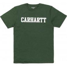 Carhartt COLLEGE LT SS zelená