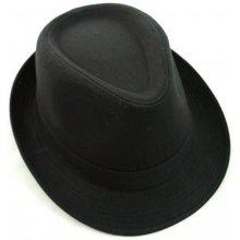 Art of Polo Trilby Panama klobouk černý 0d8fe3969a