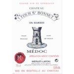 Tour Saint Bonnet Tour Saint Bonnet Cru Bourgeois / HautMédoc červené 2013 0,7 l