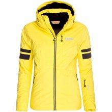 Nordblanc dámská lyžařská bunda LUXUS NBWJL5826 žlutá