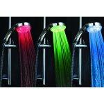 Barevná svítící sprcha LED sprchová hlavice